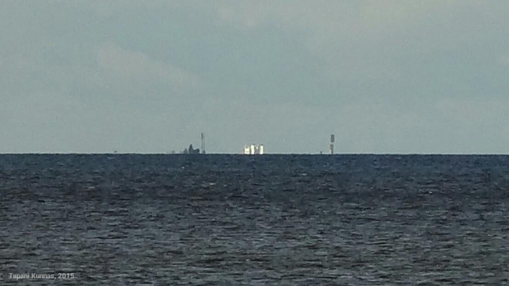 Baltica matkalla Kemiin.