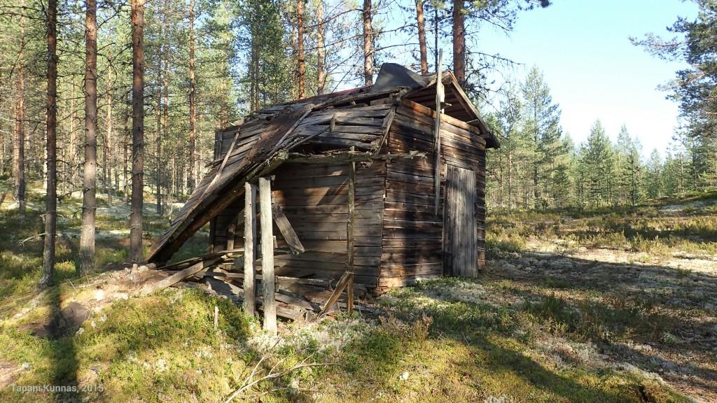 Kuistin ja katon uusimalla tästä saa vielä hyvän pikkukodin vaikka nuorelleparille.