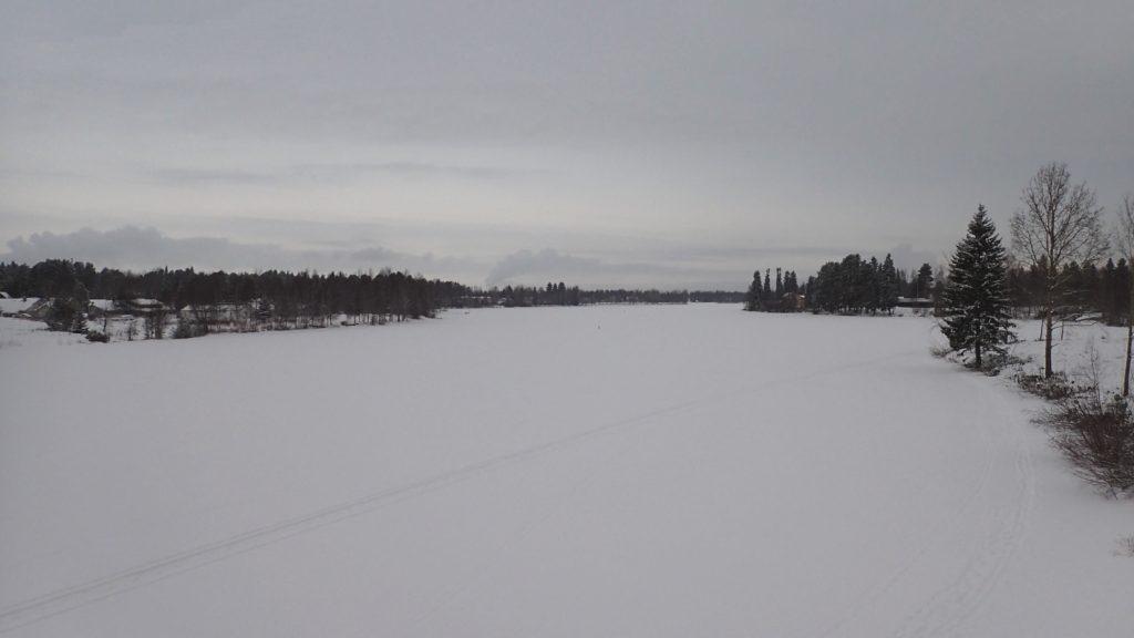 Oulujoki.